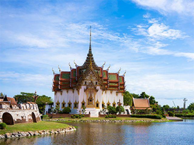 2019 泰國-員工旅遊 DAY 1